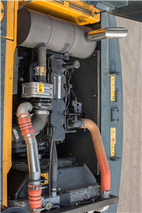 现代R225LVS中大型挖掘机细节图3