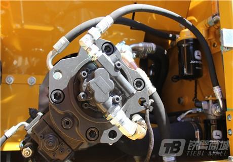 约翰迪尔E210 LC履带挖掘机细节图4
