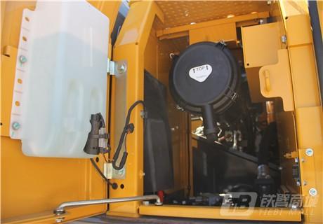 约翰迪尔E210 LC履带挖掘机细节图7