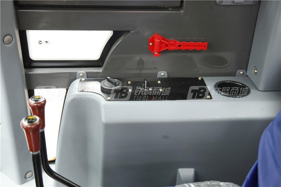 英轩重工YX655HPlus轮式装载机细节图3