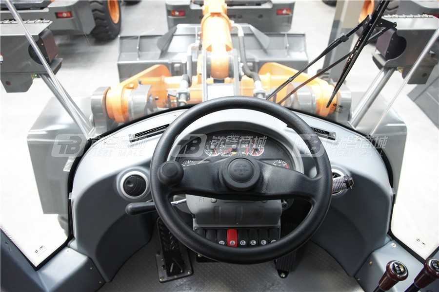 英轩重工YX656HPlus轮式装载机细节图1
