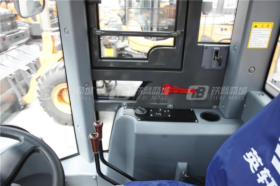 英轩重工YX656HPlus轮式装载机细节图2