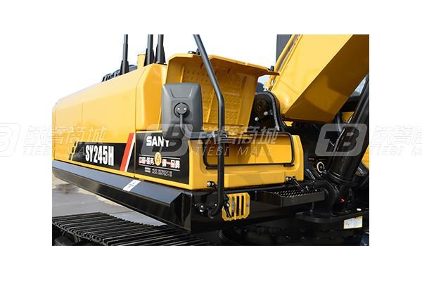 三一SY245H履带挖掘机细节图2