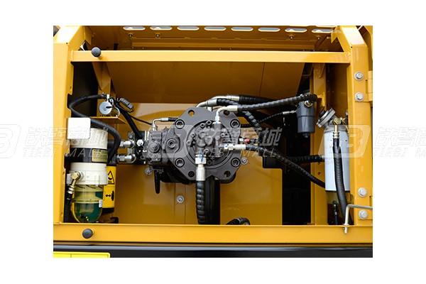 三一SY285C履带挖掘机细节图2