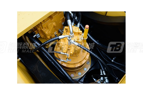 三一SY335H pro履带挖掘机细节图1