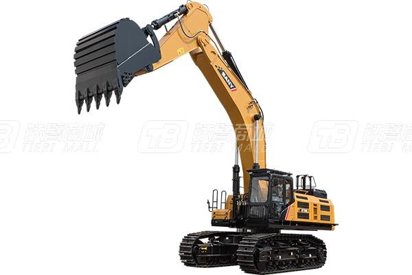 三一SY750H履带挖掘机外观图2
