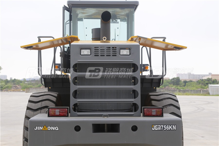 晋工JGM756KN(国Ⅲ)轮式装载机细节图1