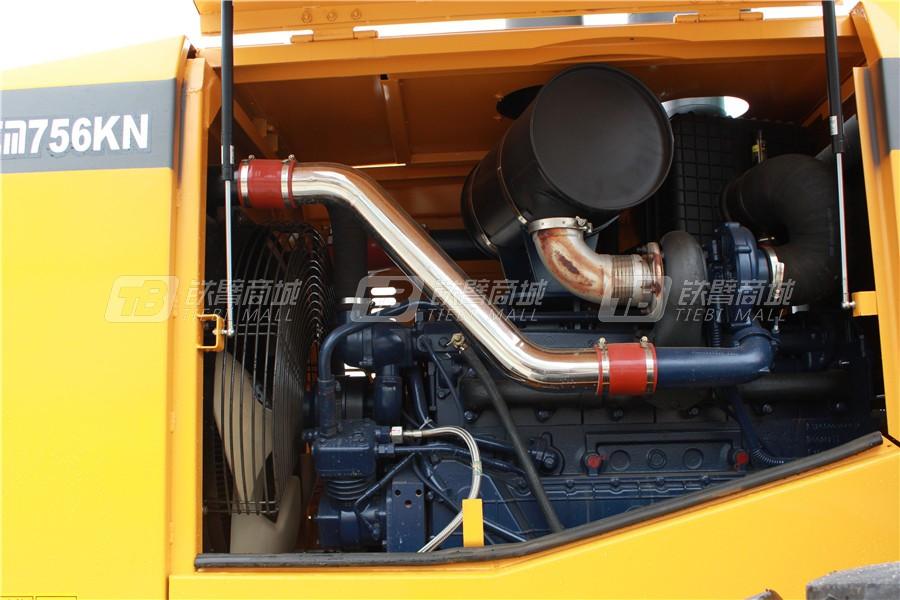 晋工JGM756KN轮式装载机细节图5