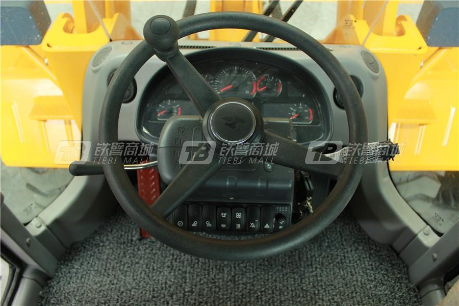 晋工JGM756KN(国Ⅲ)轮式装载机细节图4