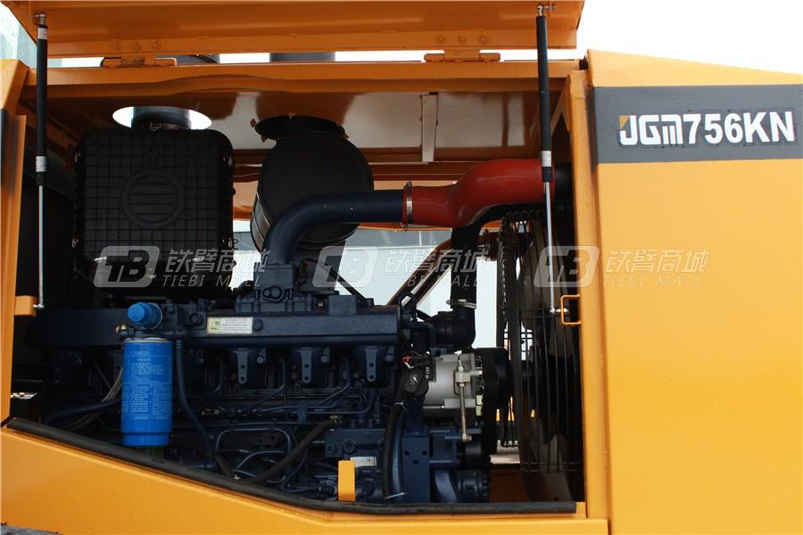 晋工JGM756KN轮式装载机细节图6