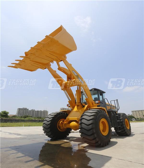 晋工JGM767KN轮式装载机外观图1