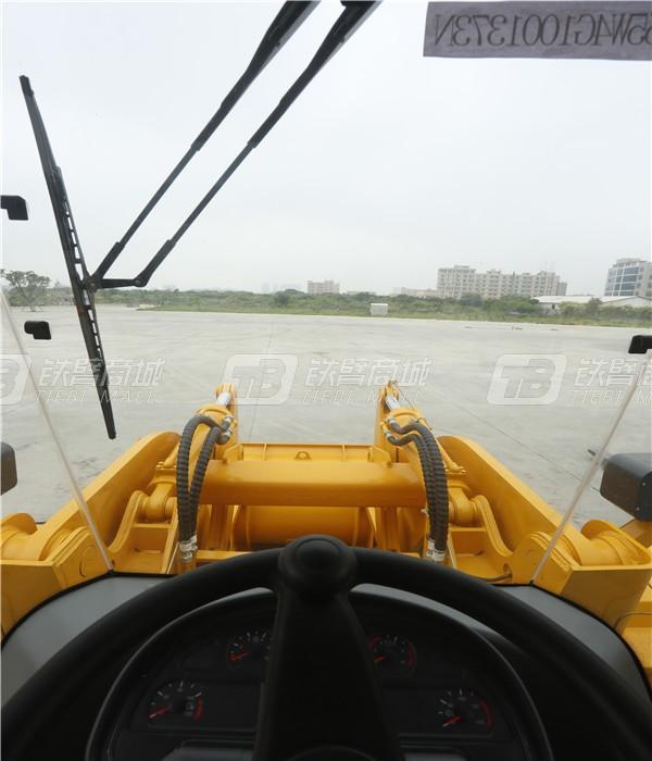 晋工JGM755KN轮式装载机细节图5