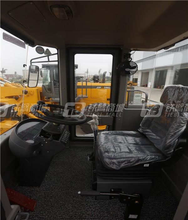 晋工JGM755KN轮式装载机细节图7