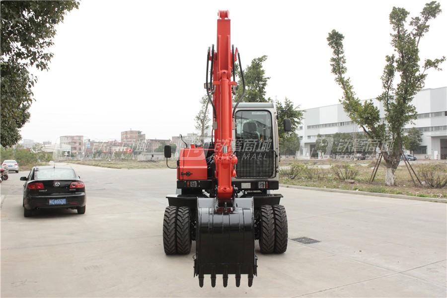 晋工JGM9075LN-9轮式挖掘机外观图1