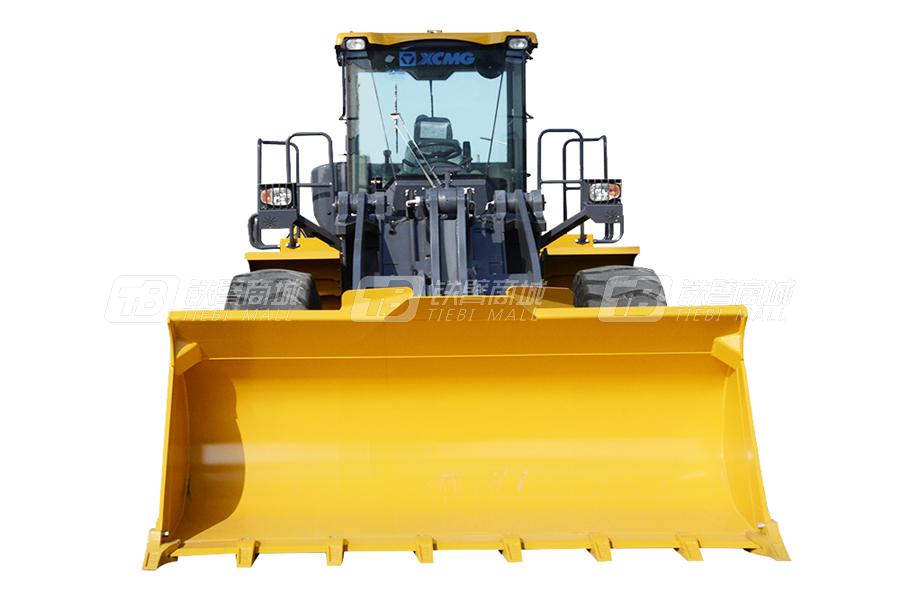 徐工ZL50GV轮式装载机外观图1