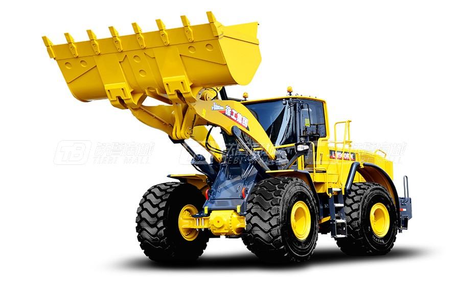 徐工LW900KN轮式装载机外观图2