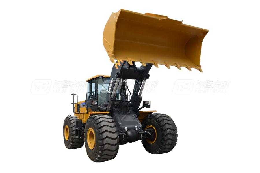 徐工LW600KV轮式装载机外观图5