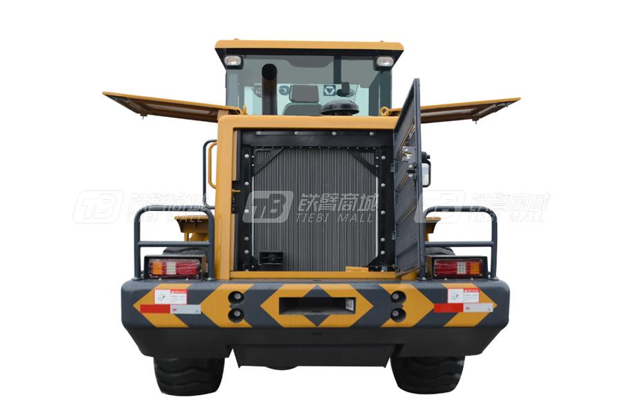 徐工LW300FV轮式装载机外观图5