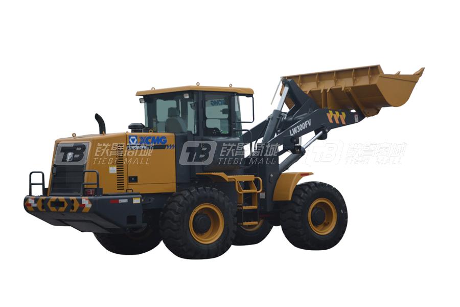 徐工LW300FV轮式装载机外观图11