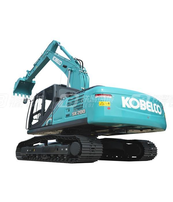 神钢SK200-10 SuperX履带挖掘机外观图1