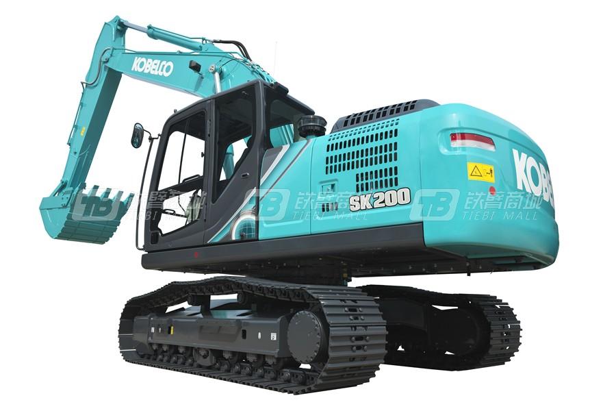 神钢SK200-10 SuperX履带挖掘机外观图4