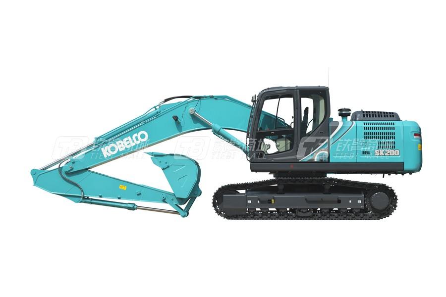 神钢SK200-10 SuperX履带挖掘机外观图6