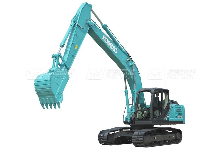 神钢SK200-10 SuperX履带挖掘机外观图7