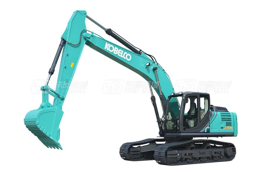 神钢SK220XD-10履带挖掘机外观图7