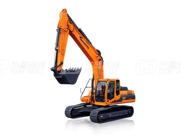 詹阳重工JY623E挖掘机