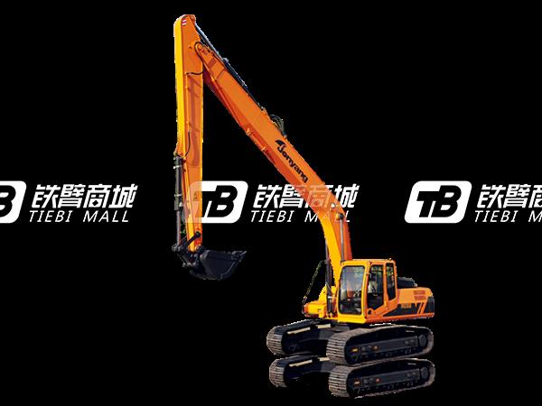 詹阳重工JY623ELB(加长臂)挖掘机