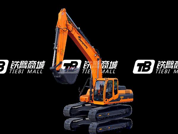 詹阳重工JY623F挖掘机