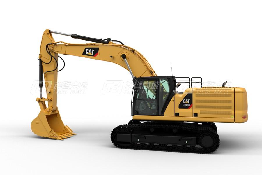 卡特彼勒新一代CAT® 336 GC液压挖掘机外观图1