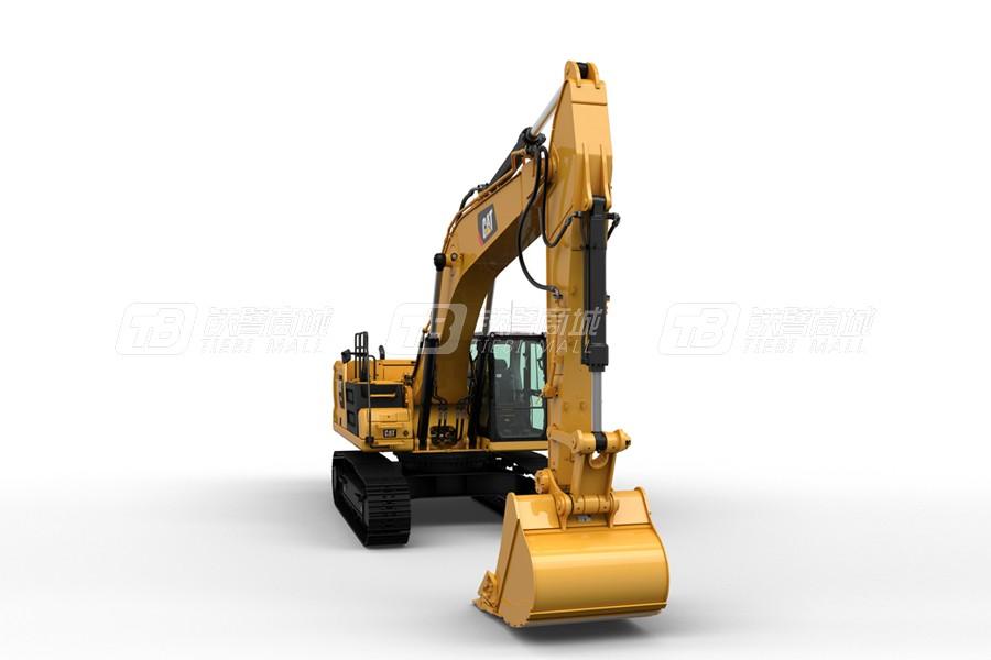卡特彼勒新一代CAT® 336 GC液压挖掘机外观图4