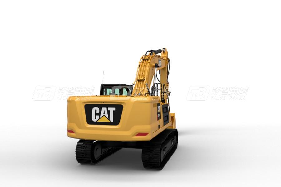 卡特彼勒新一代CAT® 336 GC液压挖掘机外观图3