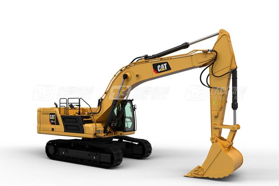 卡特彼勒新一代CAT® 336 GC液压挖掘机外观图5