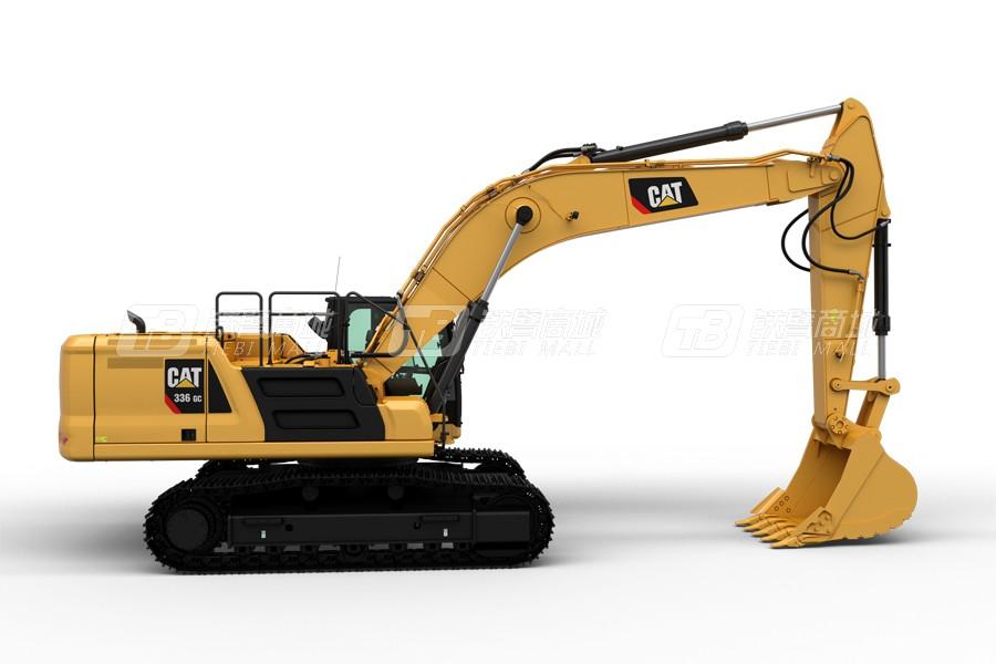 卡特彼勒新一代CAT® 336 GC液压挖掘机外观图6