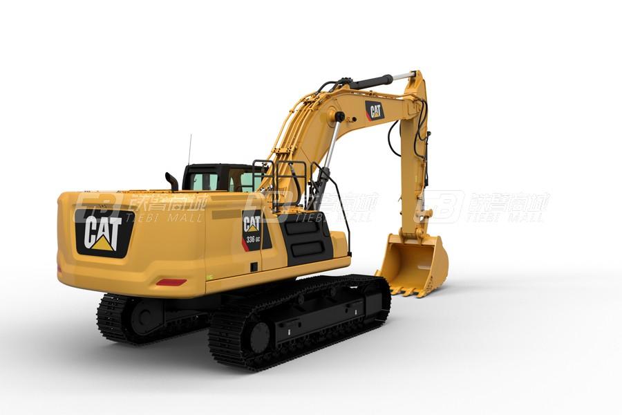 卡特彼勒新一代CAT® 336 GC液压挖掘机外观图7