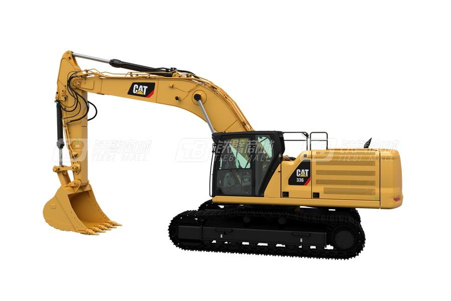 卡特彼勒新一代CAT® 336液压挖掘机外观图1