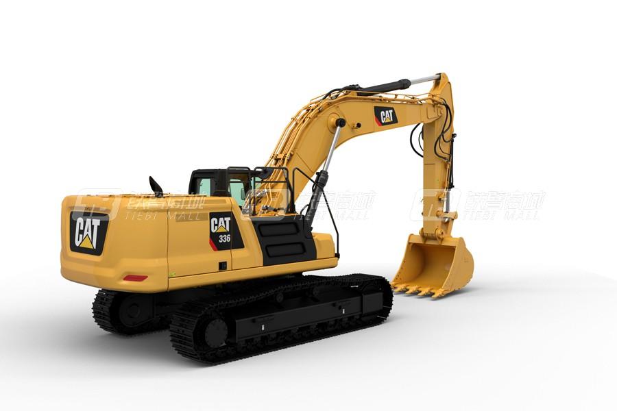 卡特彼勒新一代CAT® 336液压挖掘机外观图2