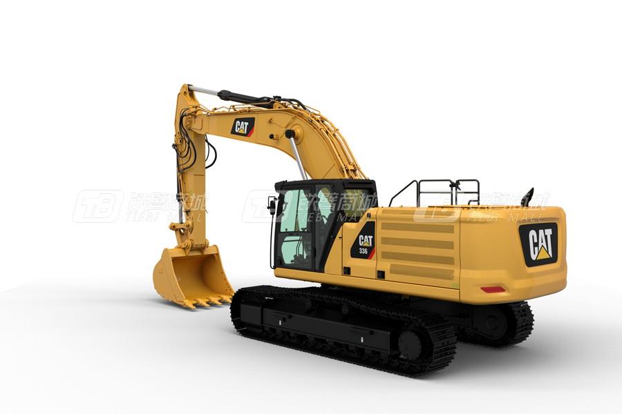 卡特彼勒新一代CAT® 336液压挖掘机外观图3
