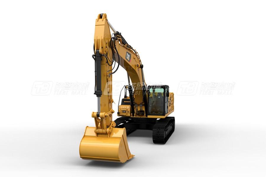 卡特彼勒新一代CAT® 336液压挖掘机外观图4
