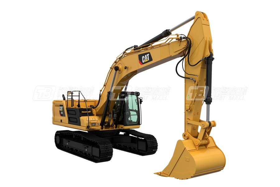 卡特彼勒新一代CAT® 336液压挖掘机外观图6
