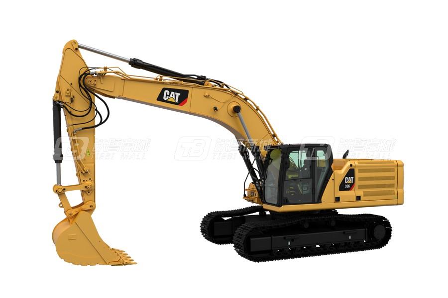 卡特彼勒新一代CAT® 336液压挖掘机外观图7