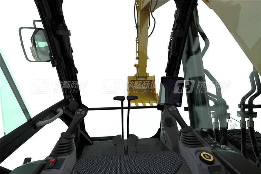 卡特彼勒新一代CAT® 336 GC液压挖掘机细节图4