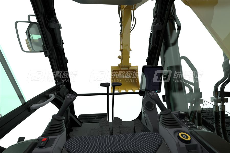 卡特彼勒新一代CAT® 336液压挖掘机细节图4