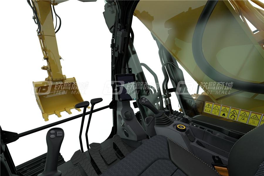 卡特彼勒新一代CAT® 336液压挖掘机细节图5