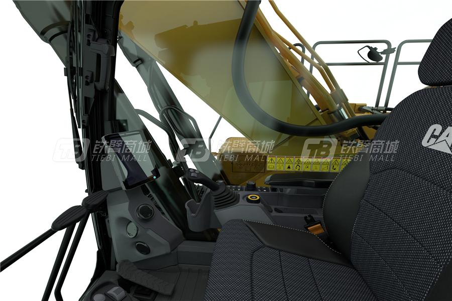 卡特彼勒新一代CAT® 336液压挖掘机细节图6