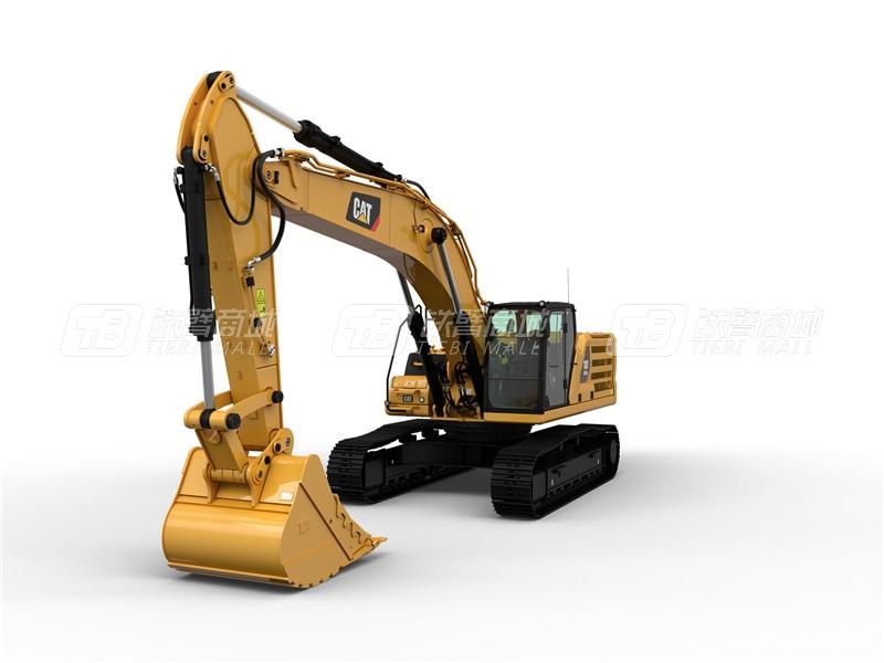 卡特彼勒新一代CAT® 345 GC液压挖掘机外观图1