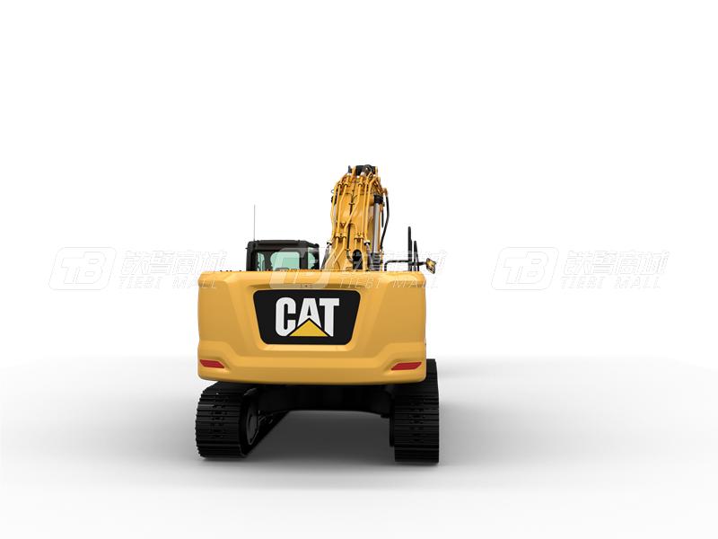 卡特彼勒新一代CAT® 345 GC液压挖掘机外观图5