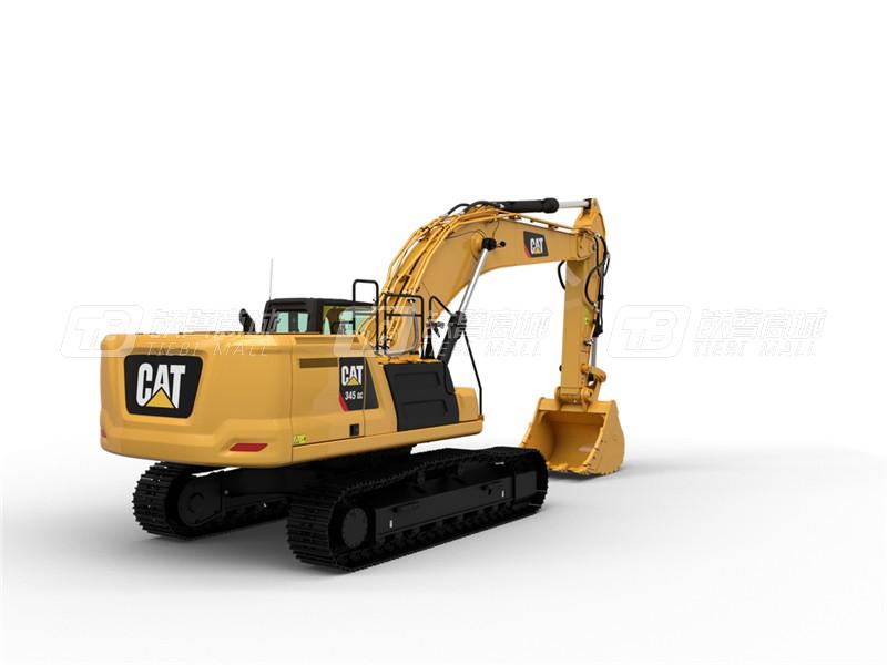 卡特彼勒新一代CAT® 345 GC液压挖掘机